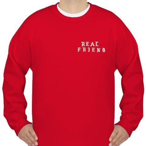 Real Friend Sweatshirt
