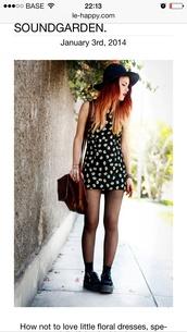 dress,little flower dress