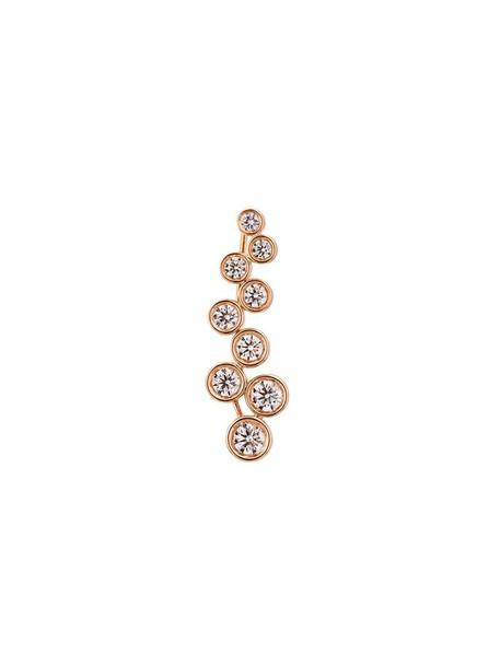 Alinka cuff rose gold rose women gold grey metallic jewels