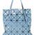 Bao Bao Issey Miyake - geometric tote - women - Polyester/PVC - One Size, Blue, Polyester/PVC