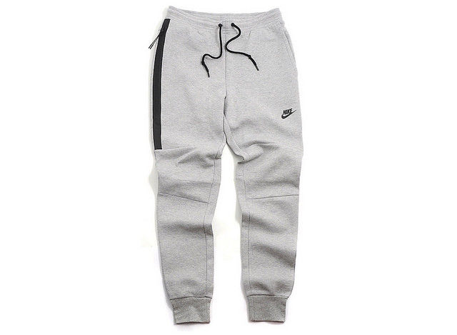 Nike Tech Fleece Pants Heather Gray 545343 063 Pant Mercer NSW Pack Grey | eBay