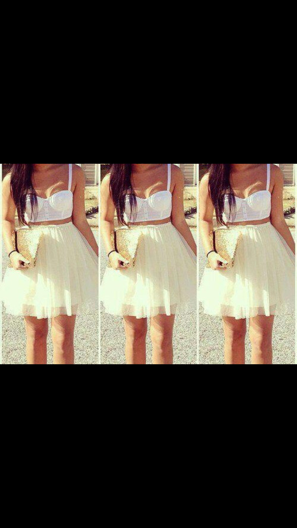 dress skirt birthday bustier white sliver sandals tutu tulle skirt tutu dress pink tutu tank top pretty bustier outfit want!!!! cute pretty little liars