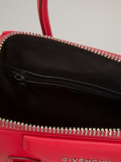 Givenchy 'antigona' Micro Tote - Gente Roma - Farfetch.com