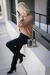 style archives | the style scribe,blogger,sweater,jeans,bag,shoes,belt,sunglasses