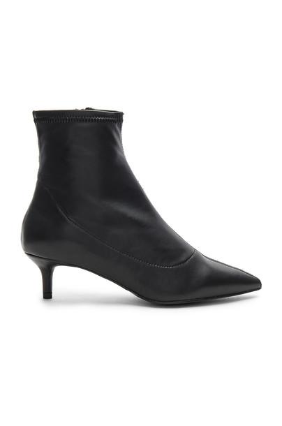 Free People heel boot black shoes