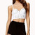 Debbie Detailed Crop Top – Dream Closet Couture