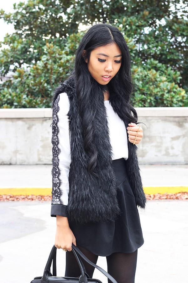 fashion of a novice t-shirt skirt jacket shoes bag