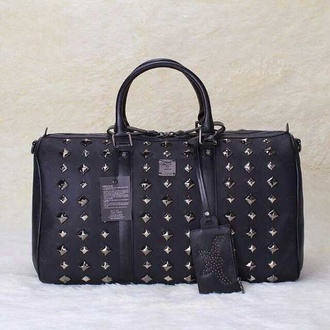 handbag purse wallet studs
