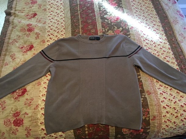 sweater cherokee grey