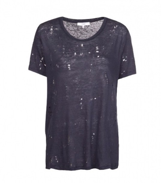 t-shirt tattered