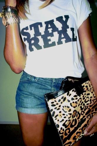 t-shirt shirt real bag