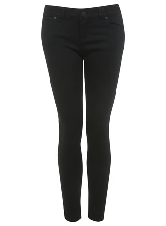 Petites Twill Skinny Jean - Jeans & Denim  - Clothing  - Miss Selfridge