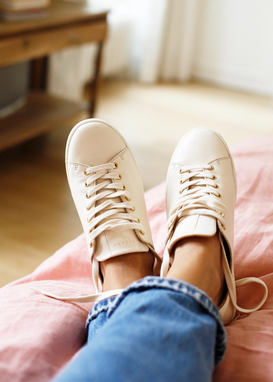 9ffa4782c06e74 Sézane - Jack sneakers