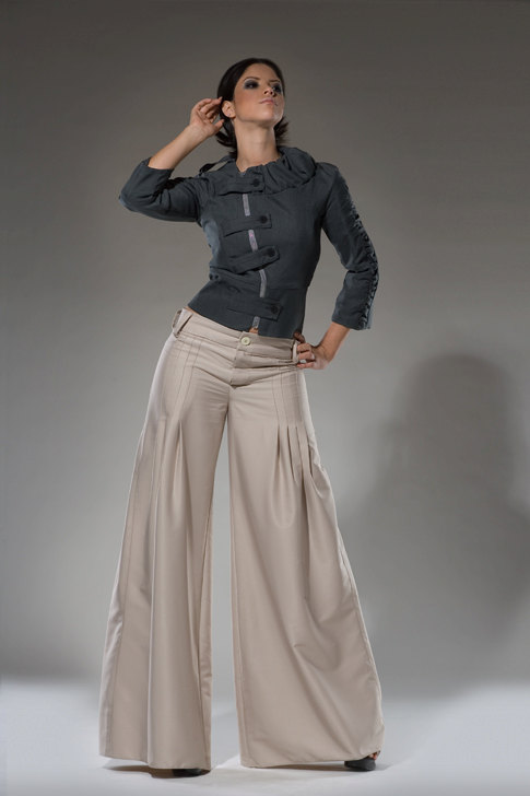 Buy the Marlin Wide Leg Pants now for $ Make an entrance in these bold, bright wide-leg trousers. Crafted from lightweight satin-backed crepe fabric for an elegant drape, they feature a shiny contrast waistband and pocket detailing. The long leg is perfect for pairing with your favourite heels for cocktails with the girls.