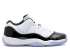"air jordan 11 low bg (gs) ""concord"" - white/black-dark concord - Air Jordan 11 - Air Jordans  