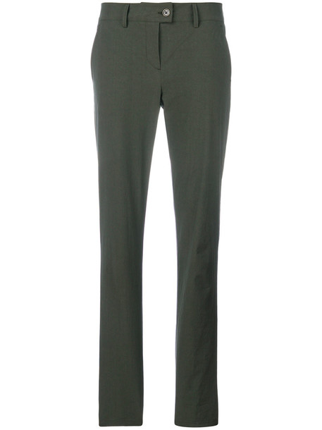Tomas Maier women sporty green pants