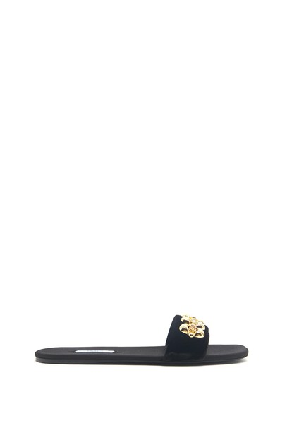 Prada sandals black shoes