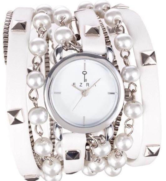jewels studs pearls