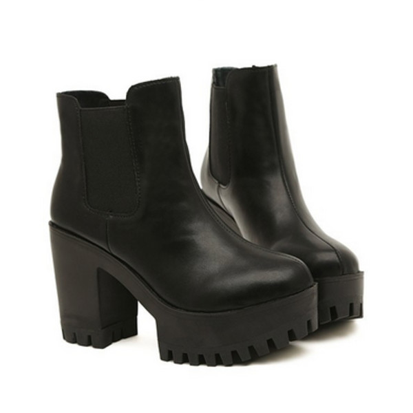 shoes platform shoes platform booties ankle boots