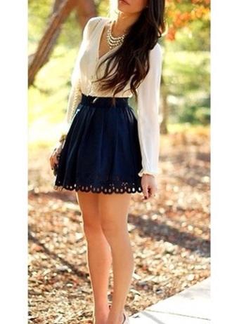 dress shirt dress blouse skirt fashion instagram pinterest blogger outfit autumn/winter fall outfits fall dress clothes