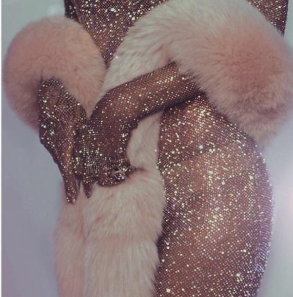 dress pink dress diamonds bejeweled dress