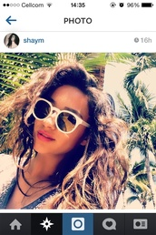 sunglasses,shay mitchell,pretty little liars