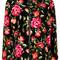 Dolce & gabbana - floral bomber jacket - women - cotton/polyester/spandex/elastane - 44, cotton/polyester/spandex/elastane