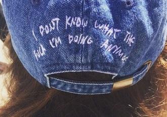 hat cap snapback