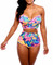 Trop twist bikini – outfit made