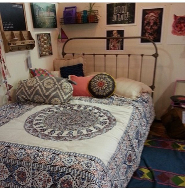bag home accessory boho bohemian bedding bedroom boho bedroom mandala