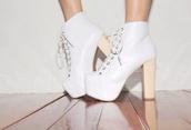 shoes,white,jeffrey campbell lita,heels,high heels