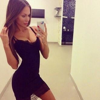 dress black dress black and white sexy dress black mini dress dress for girls gorgeous dress pretty girl one love