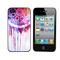 Dream catcher tribal pattern hard back case cover for apple iphone 4 4s 4g 4th   ebay