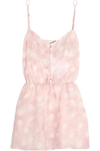 camisole baby pink baby pink underwear