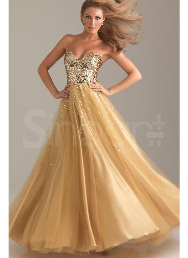dress seleeveless sewquins embelishment floor length dress