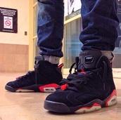 shoes,air jordan,jordan,red,black,jordans,nike,nike sneakers,sneakers,hypebeast