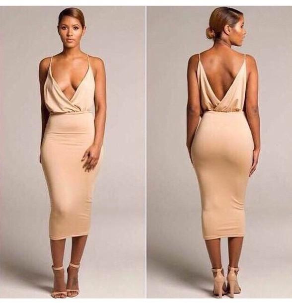 Nude Dress 34