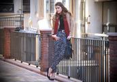 my fashions days,mireia,printed pants,pants