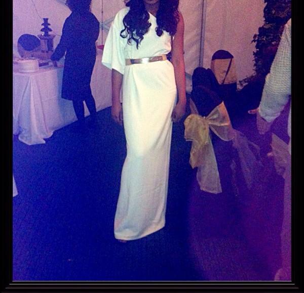 dress white dress kimono dress aqua by aqua v neck kimono sleeves gathers colorful wedding outfit special occasion