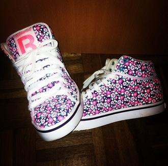 shoes reebok classic reebok floral sneakers
