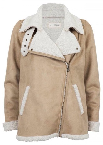 jacket coat brown jacket winter jacket