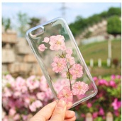 phone cover,girly,iphone cover,iphone case,iphone,pink,floral,flowers,clear