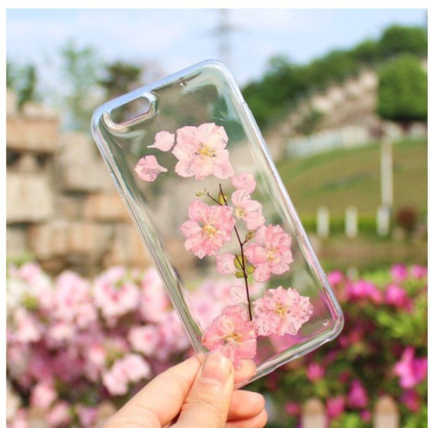 phone cover girly iphone cover iphone case iphone pink floral flowers clear