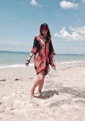 dress,scandalo al sole,boho,bohemian,bohoclothing,boho dress,bohemian dress,beach wedding,cover up,beach,ethnic clothing,boho bride,beach babe,summer dress,boho top,bohemian blouse