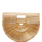Large bamboo ark bag | moda operandi