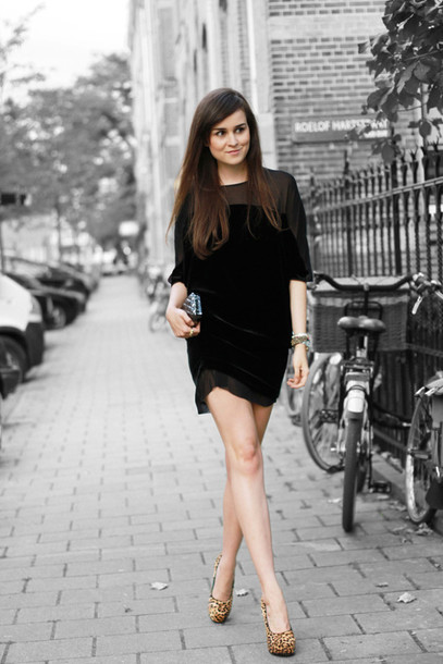 andy style style scrapbook little black dress