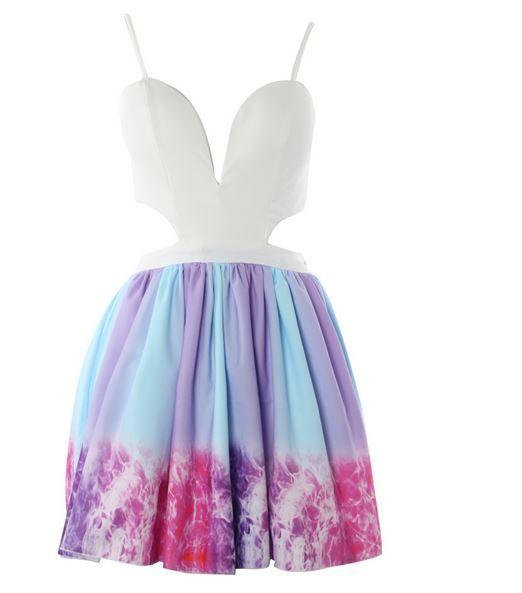 Out dress  / niki lee smith