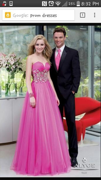 dress prom dress violet