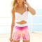 Sabo skirt  flamingo shorts - $42.00