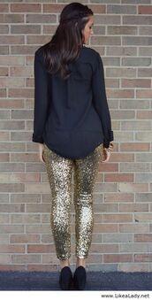 pants,sequins,leggings